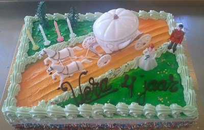 Amerikaanse taart Assepoester