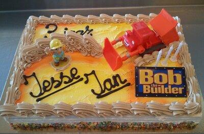 Amerikaanse taart Bob de Bouwer