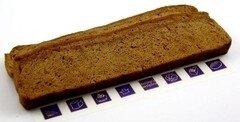 Bruine koek