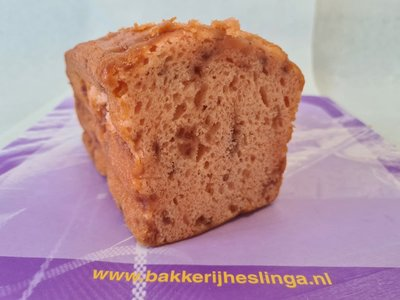Aardbei-Yoghurtcake